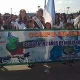 Liceo Compu-Market Día de la Independecia
