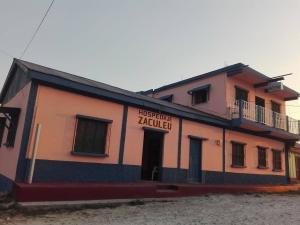 Hotel Zaculeu en Melchor de Mencos